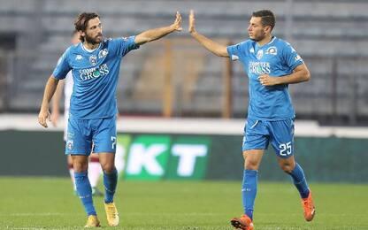 Empoli-Reggina 3-0