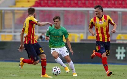 Lecce-Pordenone 0-0