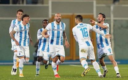 Pescara-Brescia 1-1