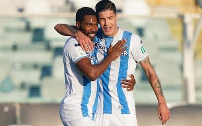 Pescara-Cittadella 3-1