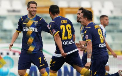 Pescara-Frosinone 0-2