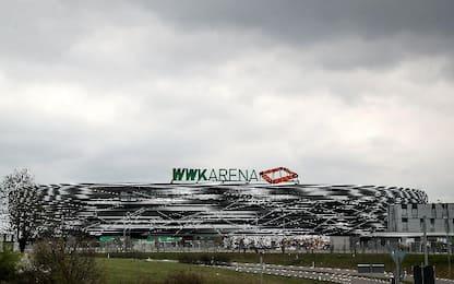 Augsburg-Arminia Bielefeld 0-0