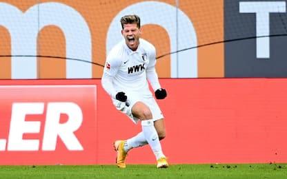 Augsburg-Union Berlino 2-1