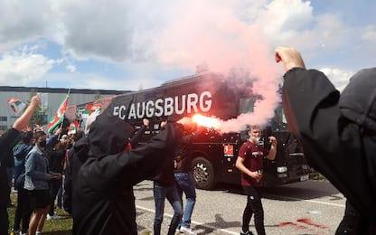 Augsburg-Werder Brema 2-0