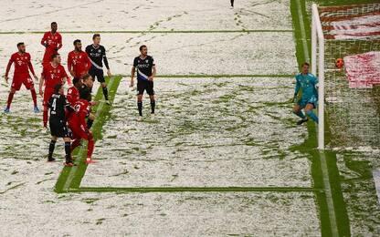 Bayern-DSC Arminia Bielefeld 3-3