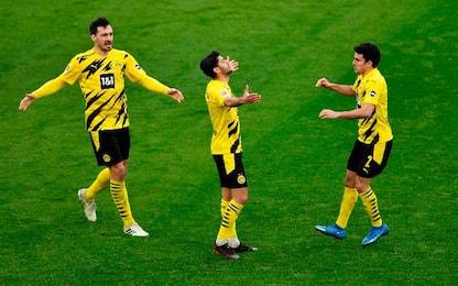 Dortmund-DSC Arminia Bielefeld 3-0