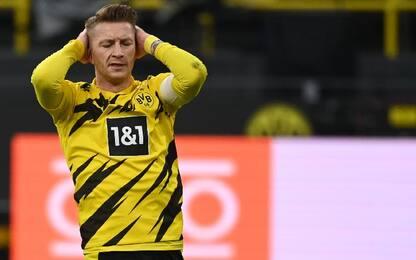Borussia Dortmund fermato: è 1-1 con il Mainz