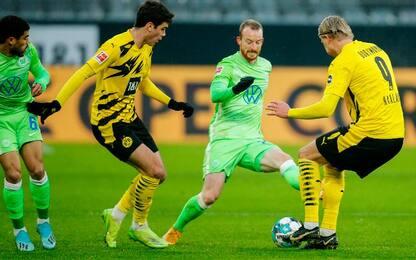Dortmund-Wolfsburg 2-0