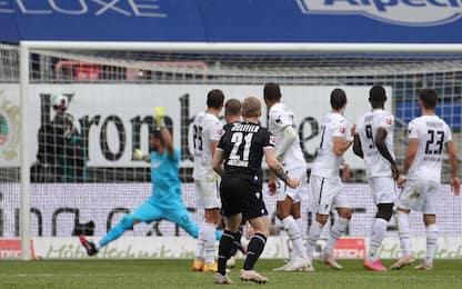 Arminia Bielefeld-Hoffenheim 1-1
