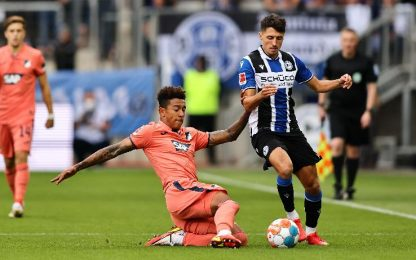 Arminia Bielefeld-Hoffenheim 0-0
