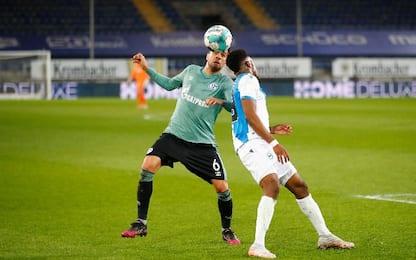 Arminia Bielefeld-Schalke 04 1-0