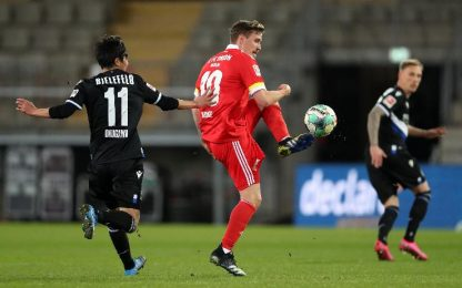DSC Arminia Bielefeld-Union Berlino 0-0