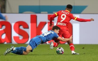 Hoffenheim-Leverkusen 0-0