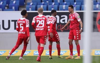 Hoffenheim-Mainz 1-2