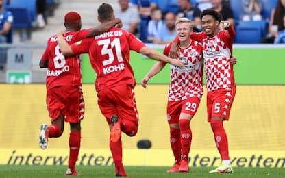 Hoffenheim-Mainz 0-2