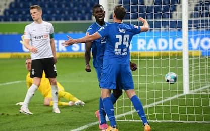Hoffenheim-Monchengladbach 3-2