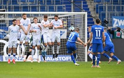 Hoffenheim-Schalke 04 4-2