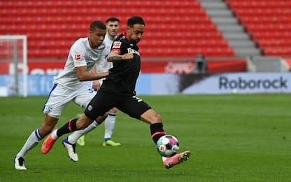 Leverkusen-Schalke 04 2-1