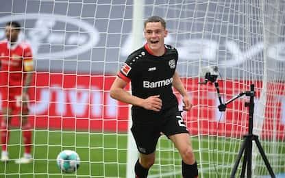 Leverkusen-Union Berlino 1-1