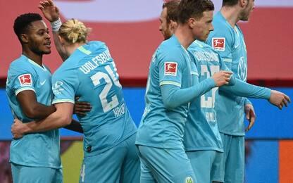 Leverkusen-Wolfsburg 0-1