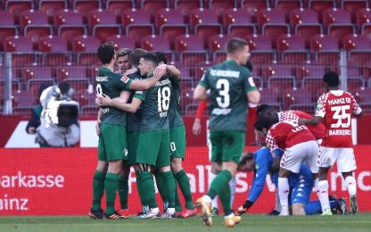 Mainz-Augsburg 0-1