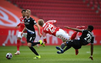 Mainz-Arminia Bielefeld 1-1