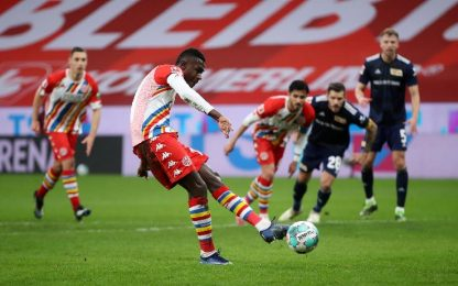 Mainz-Union Berlino 1-0
