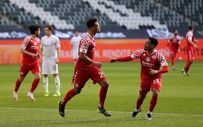 Monchengladbach-Mainz 1-2