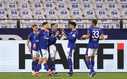 Schalke 04-Augsburg 1-0