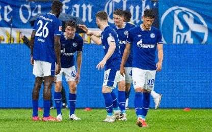 Schalke 04-Eintracht 4-3