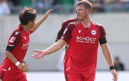 Greuther Furth-Arminia Bielefeld 1-1