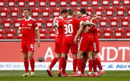 Union Berlino-Werder Brema 3-1
