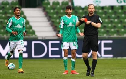Werder Brema-Leverkusen 0-0
