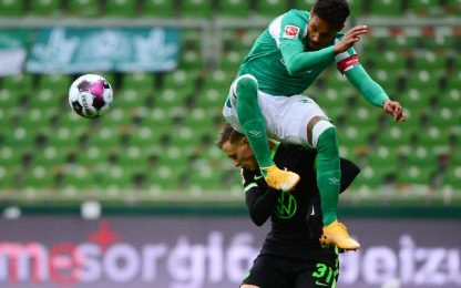 Werder Brema-Wolfsburg 1-2