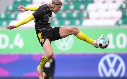 Wolfsburg-Dortmund 0-2