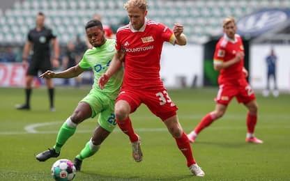 Wolfsburg-Union Berlino 3-0