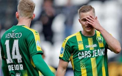 ADO Den Haag-Fortuna Sittard 0-3