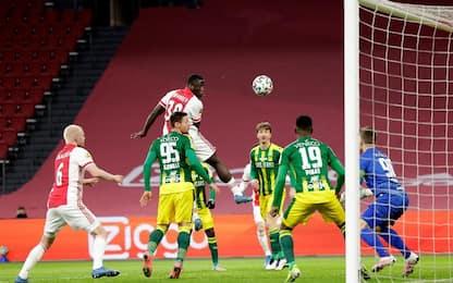 Ajax-ADO Den Haag 5-0