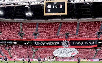 Ajax-FC Emmen 4-0