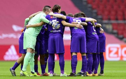 Ajax-FC Groningen 3-1