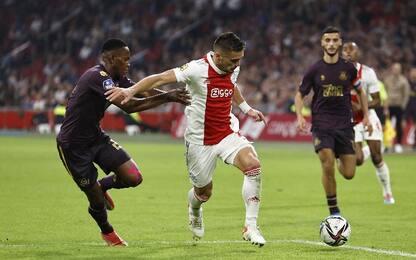 Ajax-FC Groningen 3-0