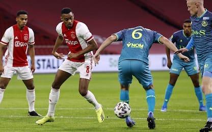 Ajax-Sparta Rotterdam 4-2