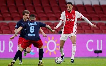 Ajax-Willem II 3-1