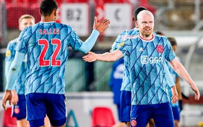 AZ-Ajax 0-3