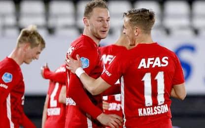 AZ-FC Twente 4-1
