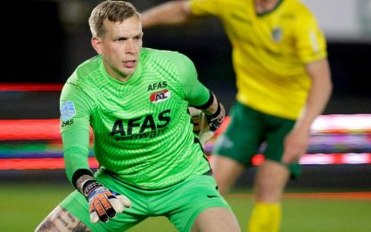 AZ-Fortuna Sittard 1-0