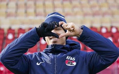AZ-sc Heerenveen 3-1