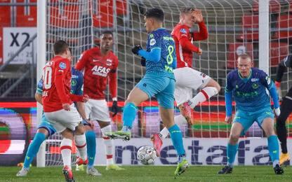 AZ-Sparta Rotterdam 2-0