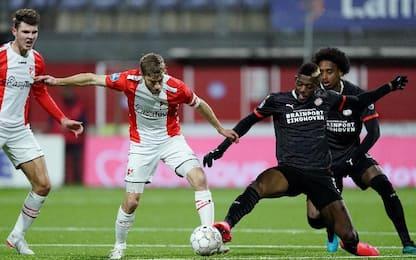 FC Emmen-PSV 0-2