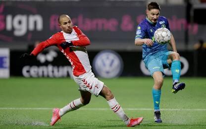 FC Emmen-Sparta Rotterdam 1-1